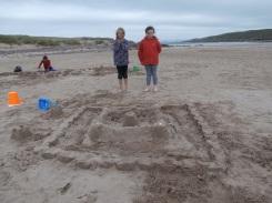 I liked making sand castles - Iain P2
